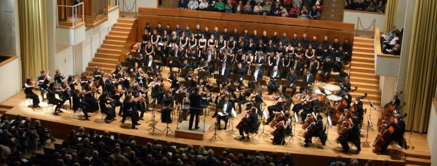 Orquesta Ciudad de Granada y Coro OCG